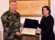 Presidentja Jahjaga dekoroi gjenerallejtënant Sylejman Selimi me Medaljen e Artë të Lirisë